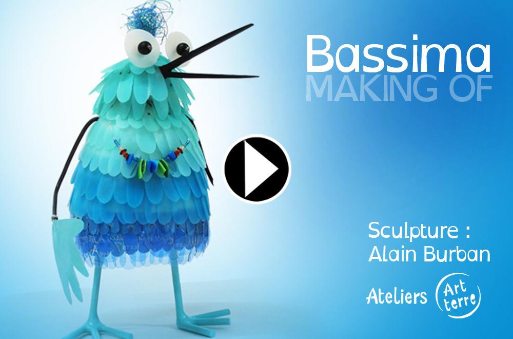 AOÛT 2016 – BASSIMA, HÉROÏNE DE NOTRE PROCHAIN ALBUM