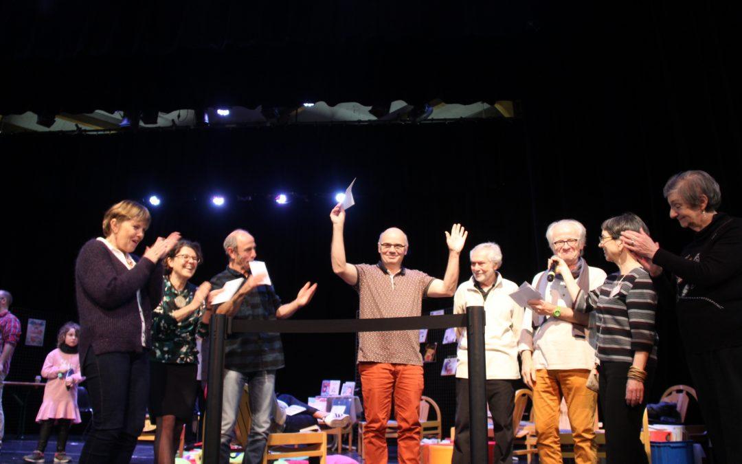 25 NOVEMBRE – L'ALBUM BASSIMA RECOIT LE PRIX SPÉCIAL À PENNES MIRABEAU (13)