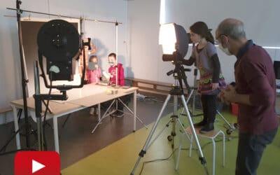 DÉCEMBRE 2020- ATELIER PHOTO à L'ÉCOLE DES CHRYSALIDES – SAINT BRANDAN (22)