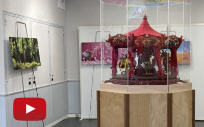 JUIN-JUILLET 2021- EXPOSITION MAZIK MANÈGE – MELESSE (35)