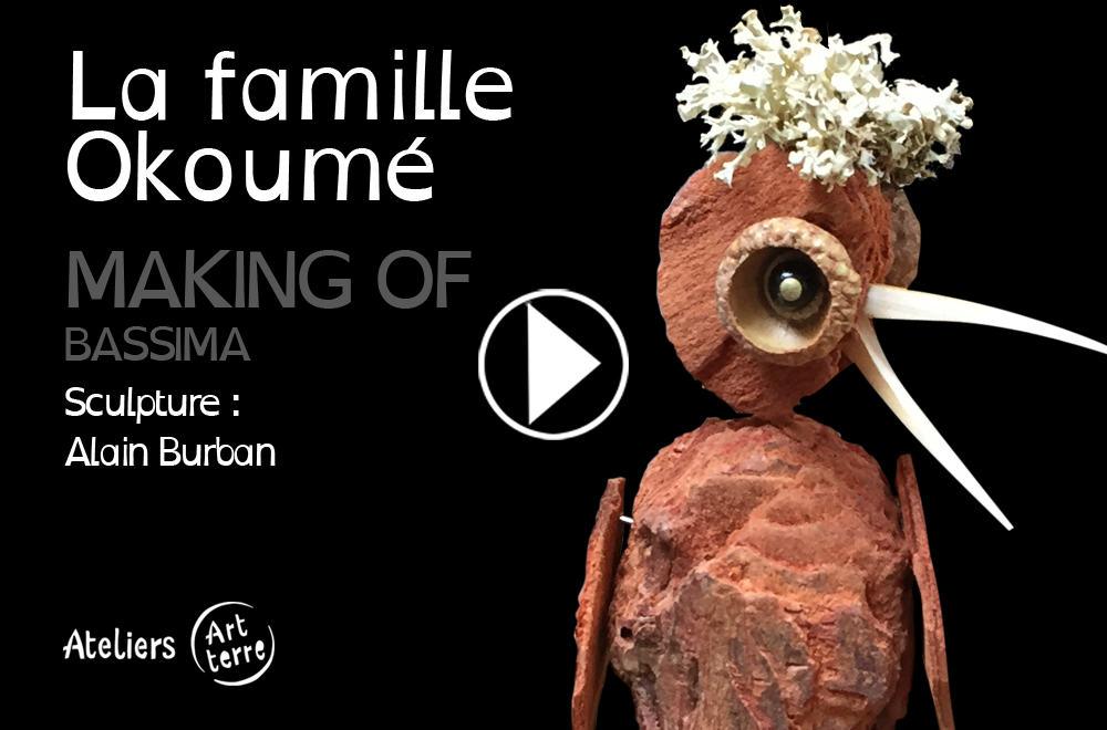 OCTOBRE 2016 – L'ARRIVÉE DE LA FAMILLE OKOUMÉ