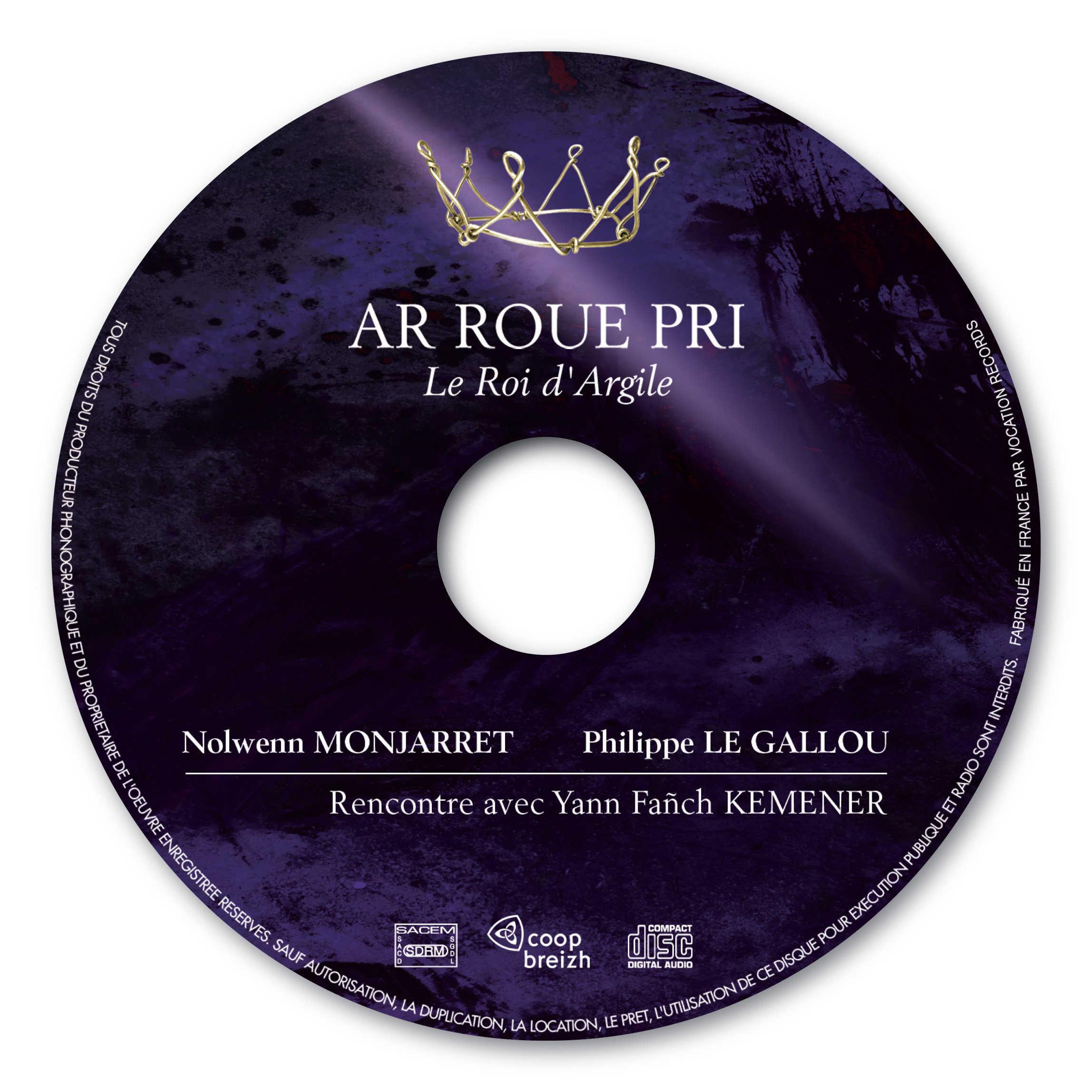CD D'AR Roué Pri