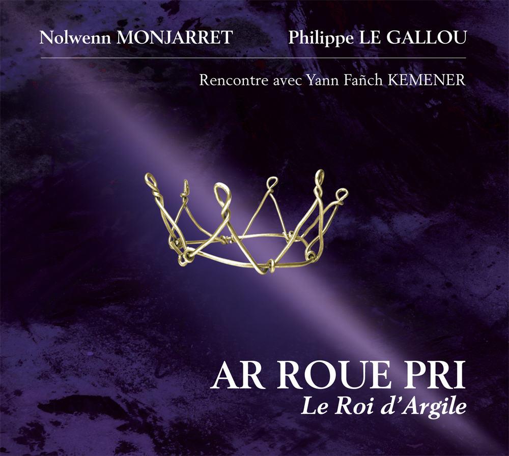 couverture du CD D'AR Roué Pri