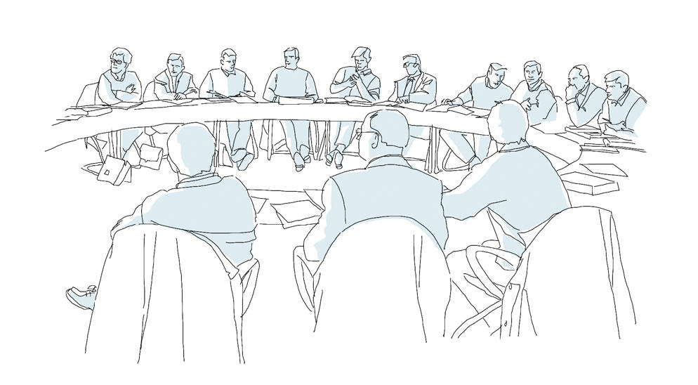 illustration Conseil d'Administration du Groupe Agrial