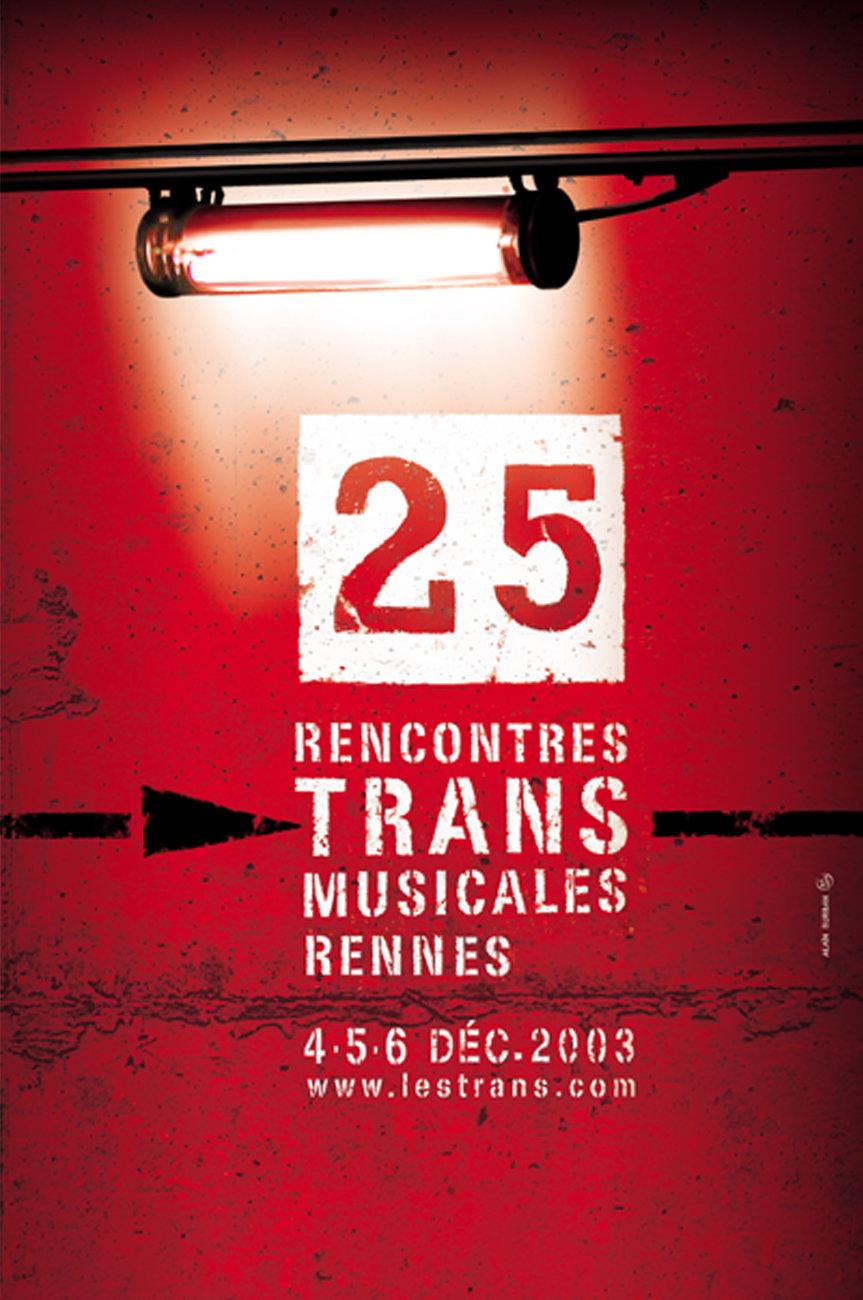 affiche trans 2003