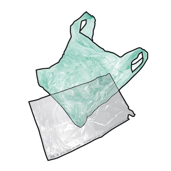 illustration plastique Rennes Métropole. Bien trier et éliminer ses déchets.