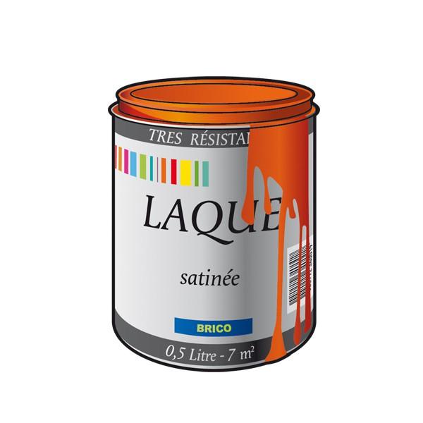 illustration pot de peinture usagée Rennes Métropole. Tri et recyclage des déchets.
